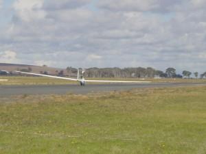 DLC glider