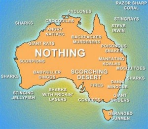 only aussies