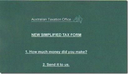 tax dept