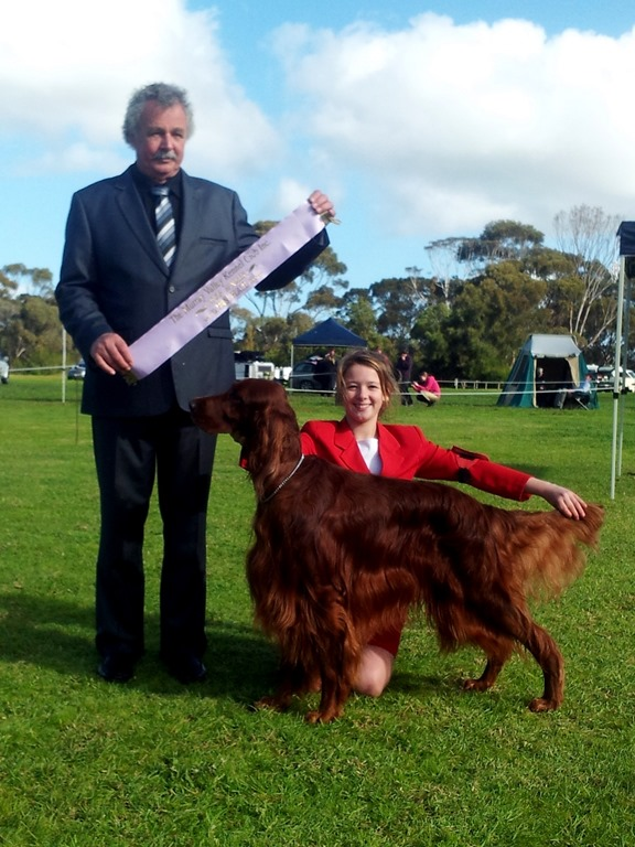 Wine Country Dog Show Results