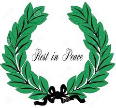 rest-peace-wreath-ribbon-message-58085749