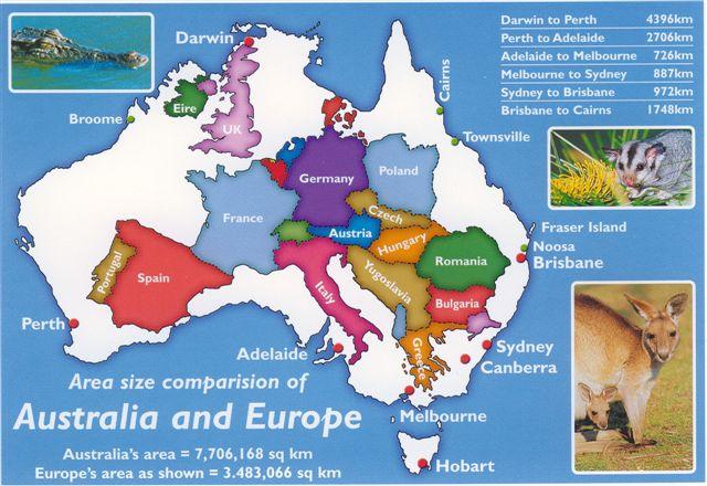 Big Patch Of Dirt Australia