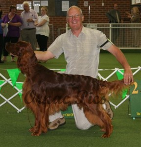 inter dog 1st - Solasdas Copper Field 2