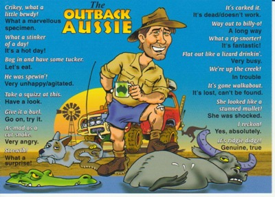 Aussie Outback