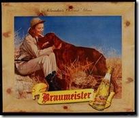 beer advert circa 40-50