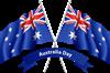 Australia day Glenelg