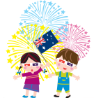 australia_day_bush_fair_fireworks