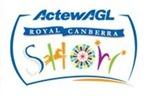 logo canberra royal